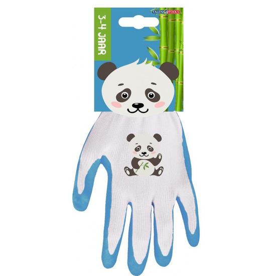 Kinderhandschoenen klus handschoenen panda 25 x 18 x 2 cm 3 4 jaar